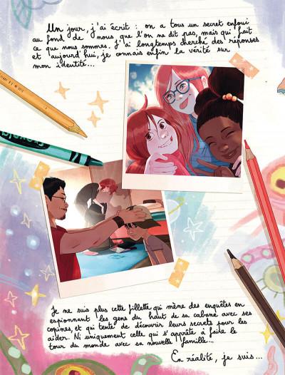 Page 3 Les carnets de Cerise et Valentin
