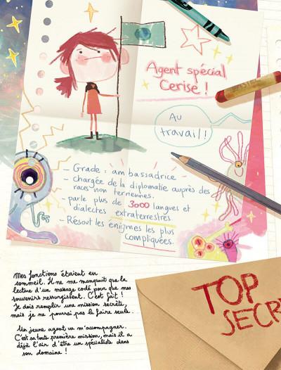 Page 4 Les carnets de Cerise et Valentin