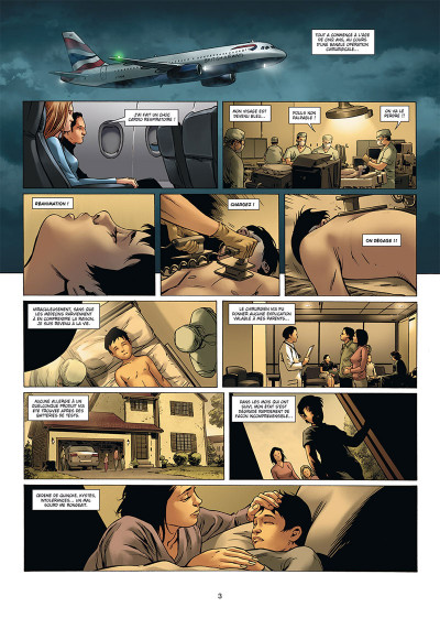 Page 1 Olympus mons tome 5