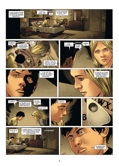 Page 4 Olympus mons tome 5