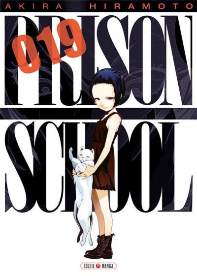 Couverture Prison school tome 19