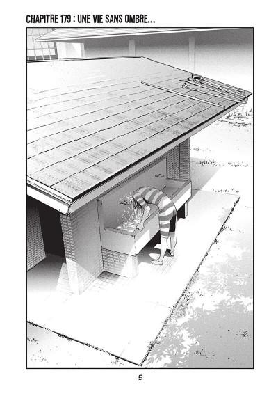 Page 5 Prison school tome 19