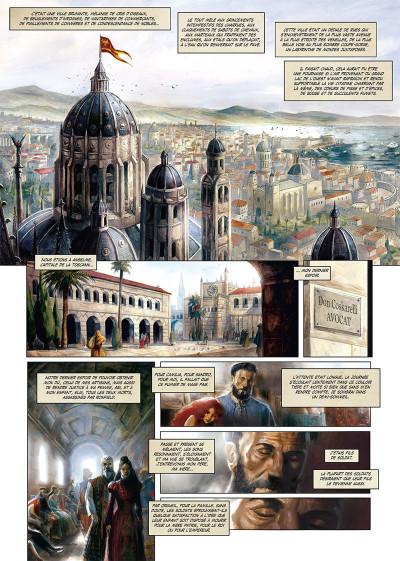 Page 1 La cathédrale des abymes tome 2