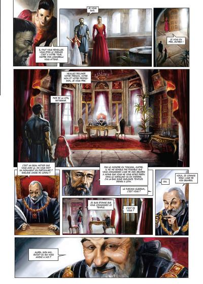 Page 3 La cathédrale des abymes tome 2