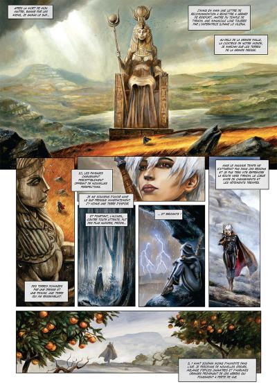 Page 4 La cathédrale des abymes tome 2