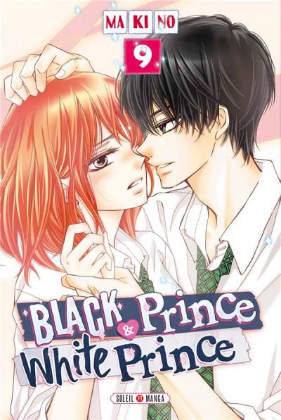 Couverture Black prince & white prince tome 9