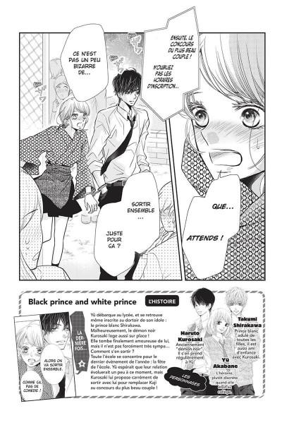 Page 5 Black prince & white prince tome 9