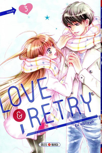Couverture Love & retry tome 3