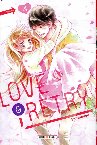 Couverture Love & retry tome 4