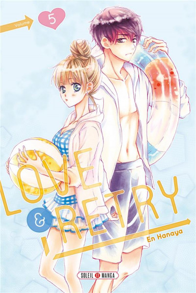 Couverture Love & retry tome 5