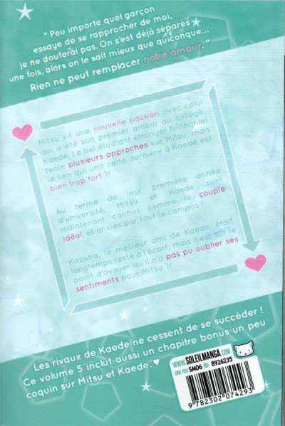 Dos Love & retry tome 5