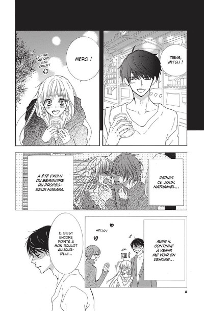 Page 8 Love & retry tome 5