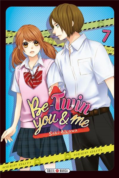 Couverture Be-twin you & me tome 7