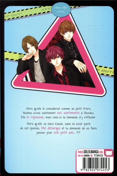 Dos Be-twin you & me tome 7