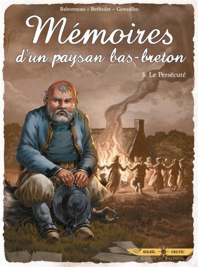 Couverture Mémoires d'un paysan bas-breton tome 3