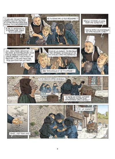 Page 8 Mémoires d'un paysan bas-breton tome 3
