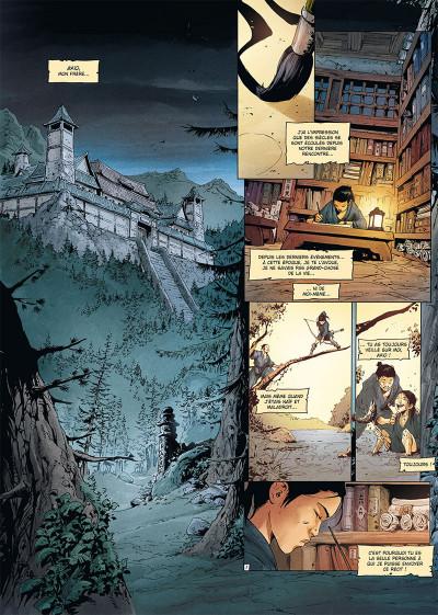 Page 1 Samurai origines tome 2