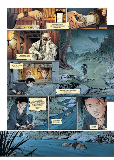 Page 2 Samurai origines tome 2