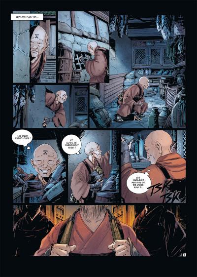 Page 3 Samurai origines tome 2