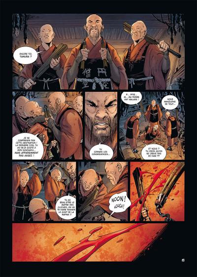 Page 4 Samurai origines tome 2
