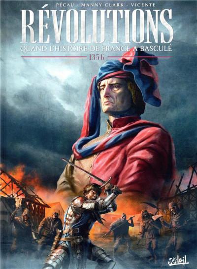 Couverture Révolutions tome 3 - 1358