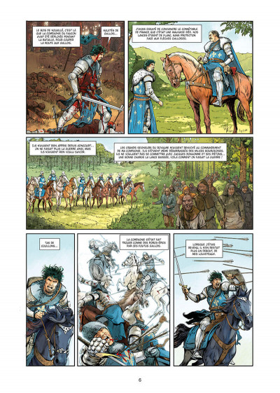 Page 6 Révolutions tome 3 - 1358
