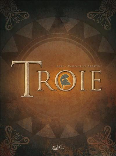 Couverture Troie - intégrale