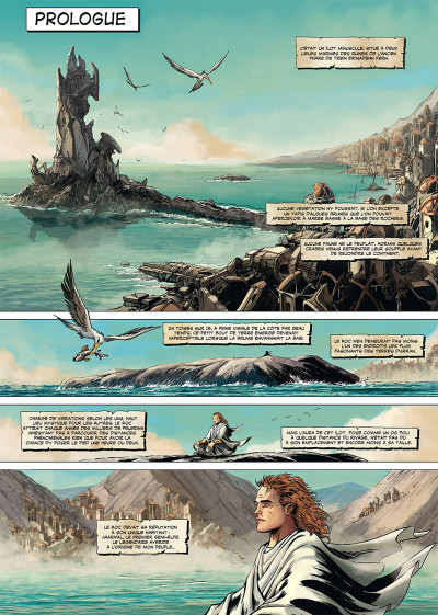 Page 1 Elfes tome 24