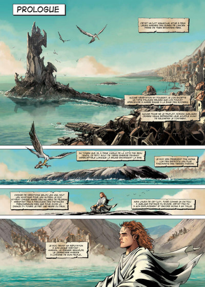 Page 3 Elfes tome 24