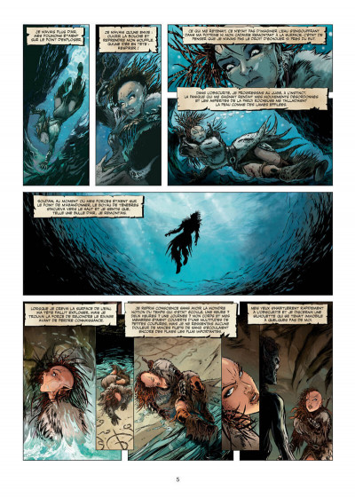 Page 5 Elfes tome 24