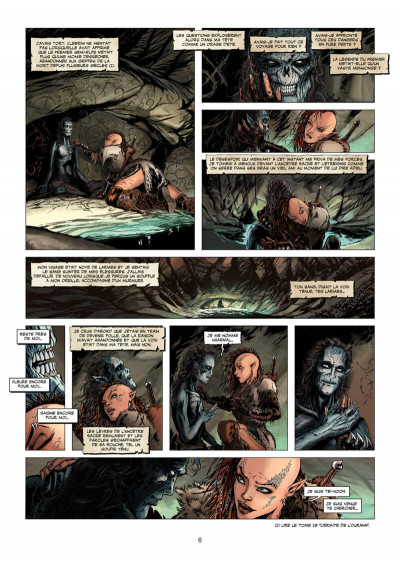 Page 6 Elfes tome 24