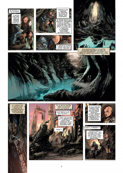 Page 7 Elfes tome 24