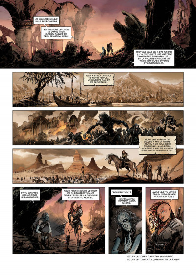 Page 8 Elfes tome 24