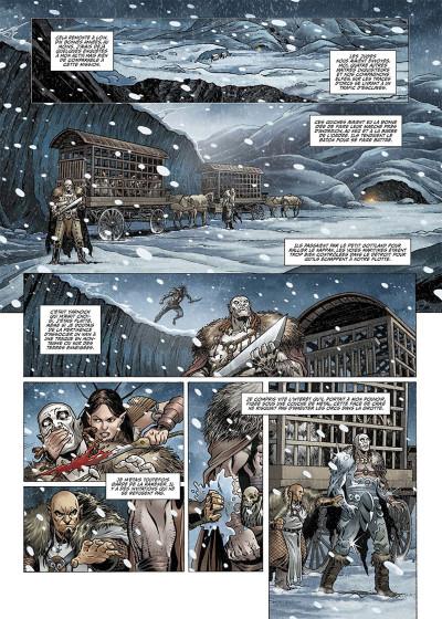 Page 1 Les maîtres inquisiteurs tome 12