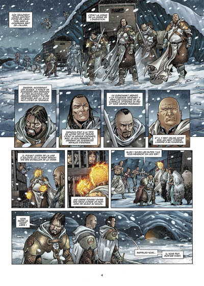 Page 2 Les maîtres inquisiteurs tome 12
