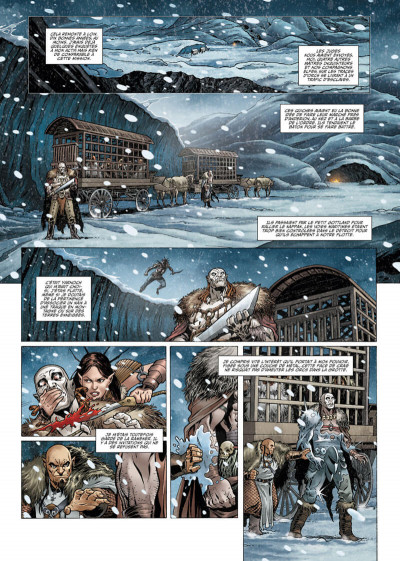 Page 3 Les maîtres inquisiteurs tome 12