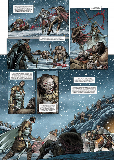 Page 7 Les maîtres inquisiteurs tome 12