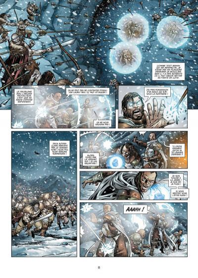 Page 8 Les maîtres inquisiteurs tome 12