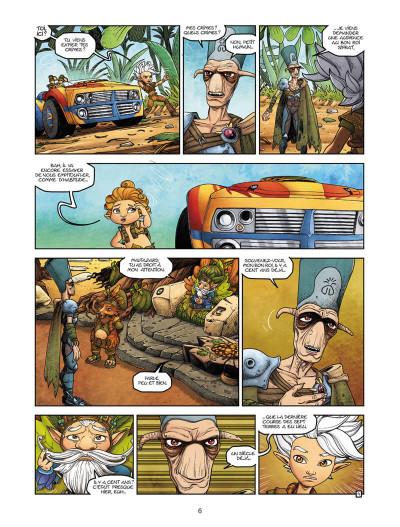 Page 6 Arthur et les Minimoys tome 1