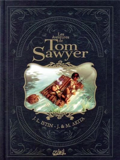 Couverture Les aventures de Tom Sawyer - intégrale