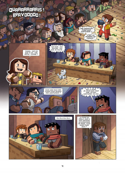 Page 4 Frigiel et Fluffy tome 5