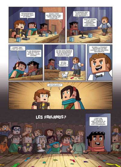 Page 5 Frigiel et Fluffy tome 5