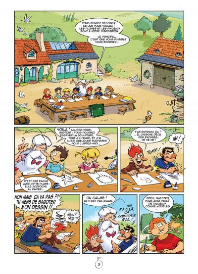 Page 1 Il était une fois... l'homme tome 6