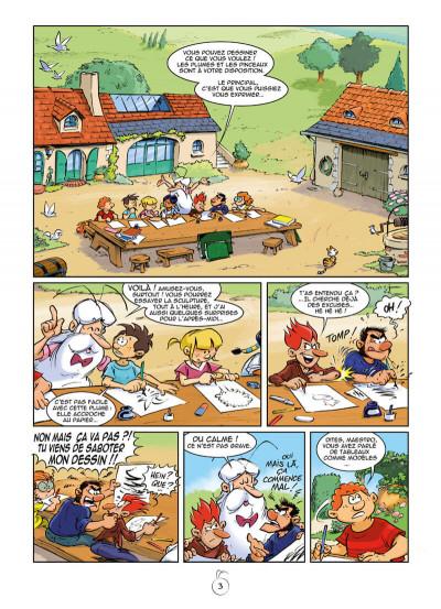 Page 3 Il était une fois... l'homme tome 6