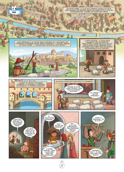 Page 5 Il était une fois... l'homme tome 6