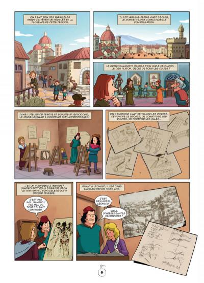 Page 6 Il était une fois... l'homme tome 6