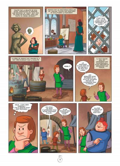 Page 7 Il était une fois... l'homme tome 6