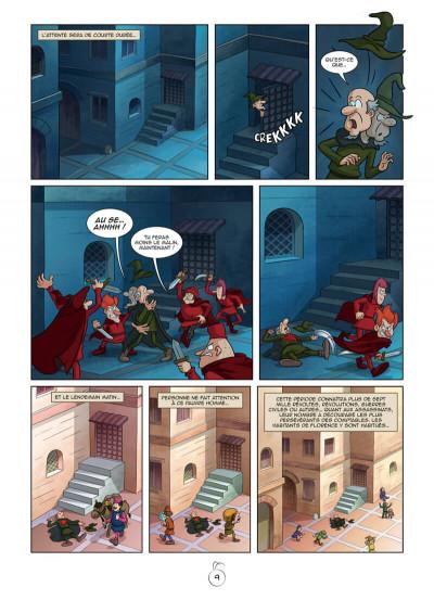 Page 9 Il était une fois... l'homme tome 6