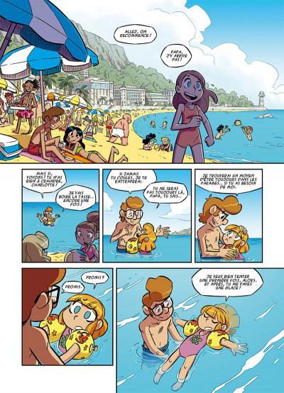Page 1 Le monde des smileys tome 2