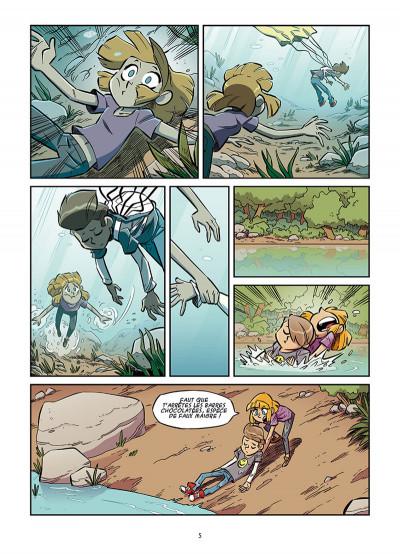 Page 3 Le monde des smileys tome 2